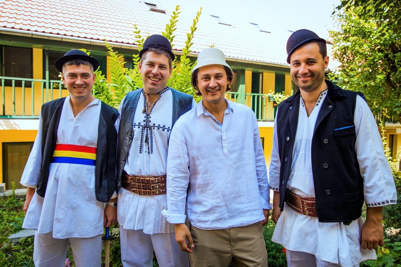Andrei Ivanoiu, Alexandru Balan, Alex Popovici, Victor Costi
